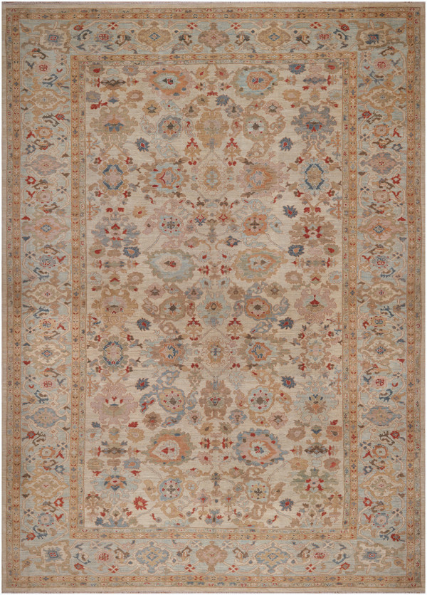 #41602 Sultanabad Persian Rug