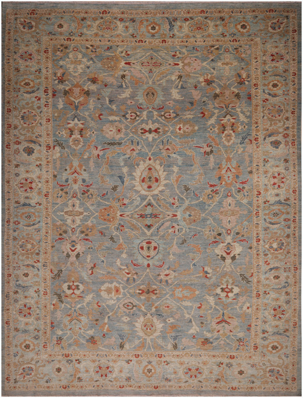 #41594 Sultanabad Persian Rug