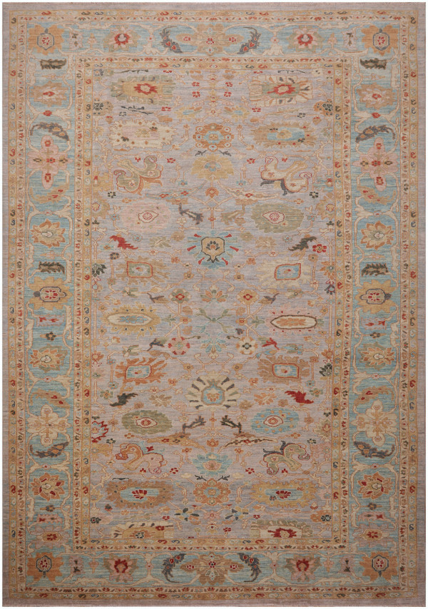 #41644 Sultanabad Persian Rug