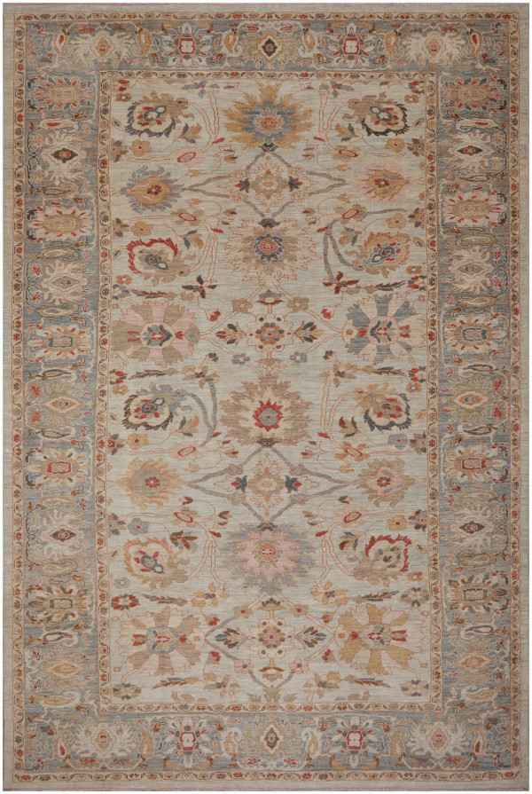 #41658 Sultanabad  Persian Rug