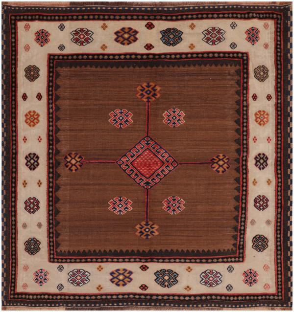 #51375 Antique Persian Kilim