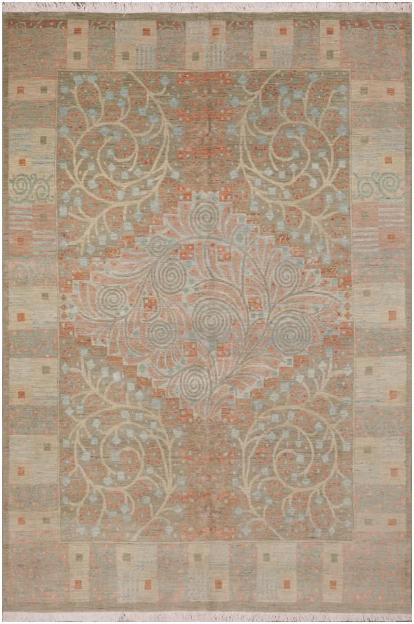 #51380 Modern Persian Rug