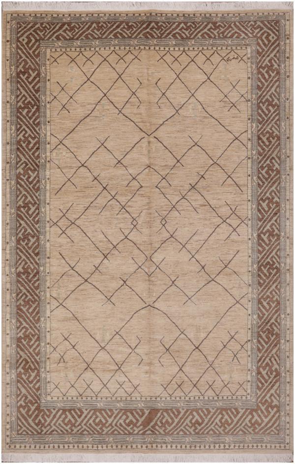 #51315 Modern Persian Rug