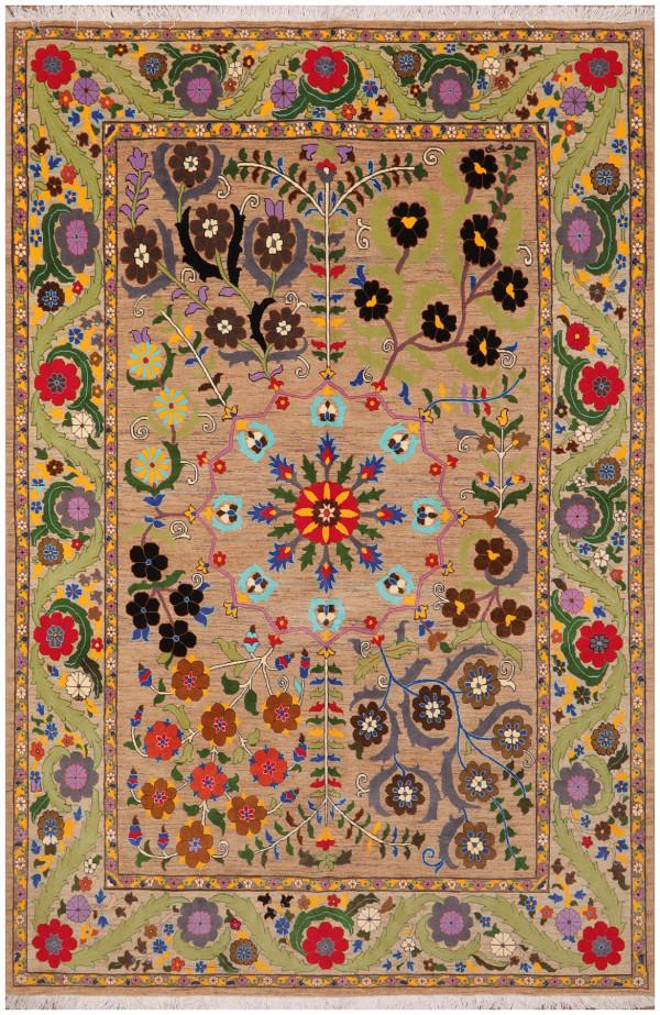 #51376 Modern Persian Rug