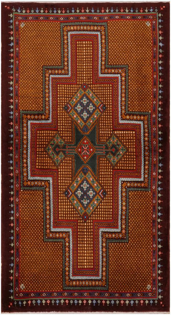 #51319 Modern Persian Rug
