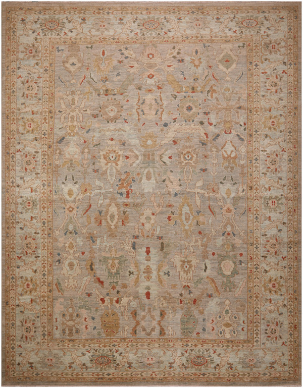#41730 Sultanabad Persian Rug