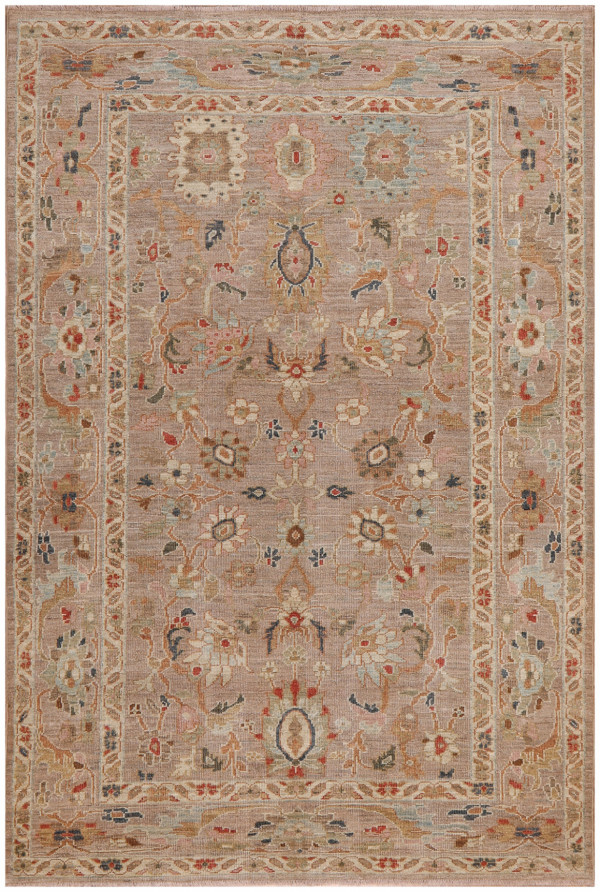 #41776 Sultanabad  Persian Rug
