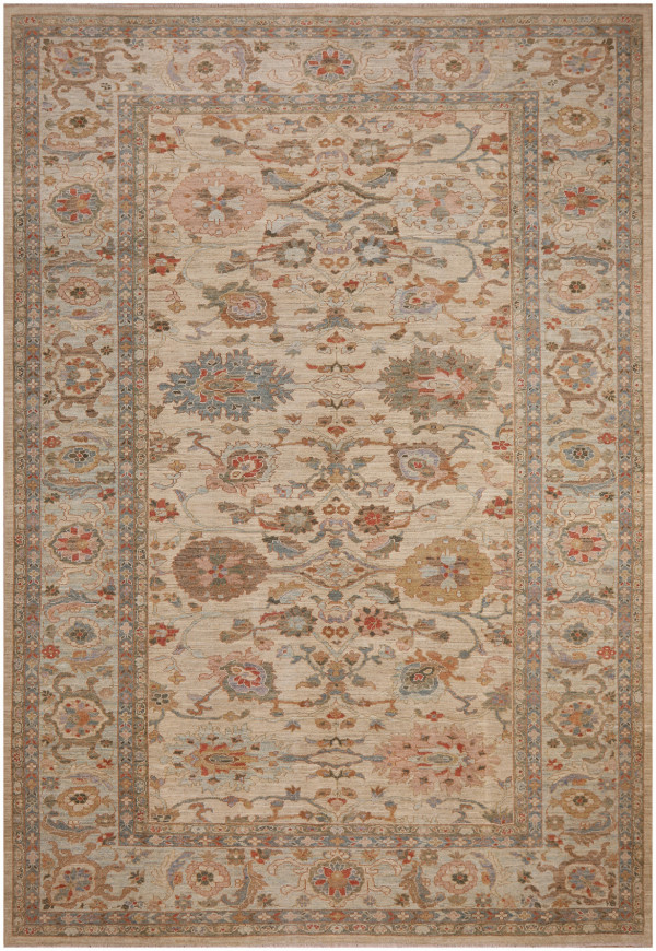 #41771 Sultanabad Persian Rug