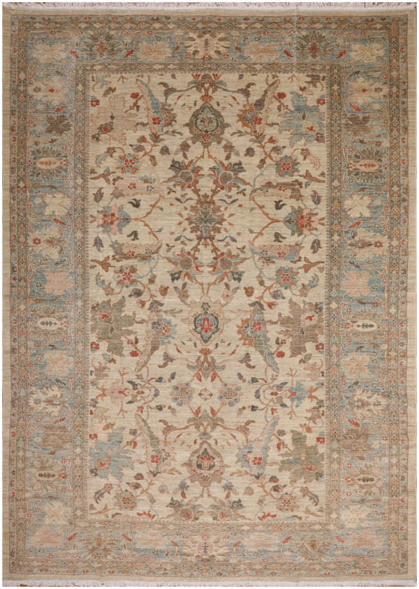 #41759 sultanabad Persian Rug