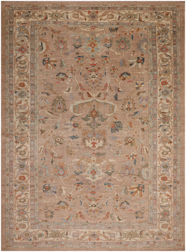 #41761 Sultanabad Persian Rug