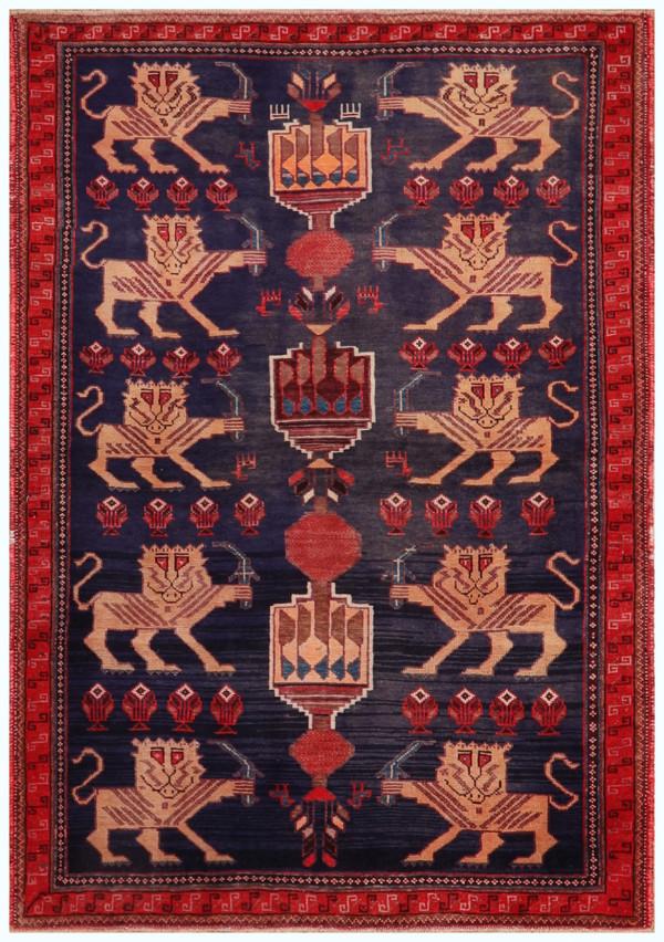 #51425 Sirjan Persian Rug