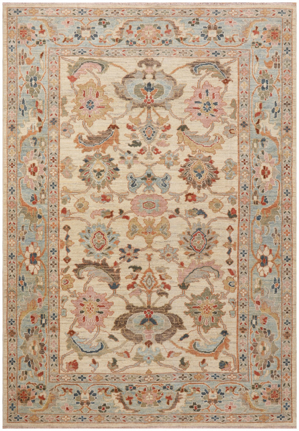 #41906 Sultanabad Persian Rug