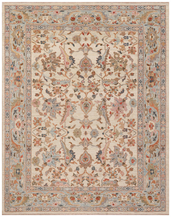 #41925-1 Sultanabad Persian Rug