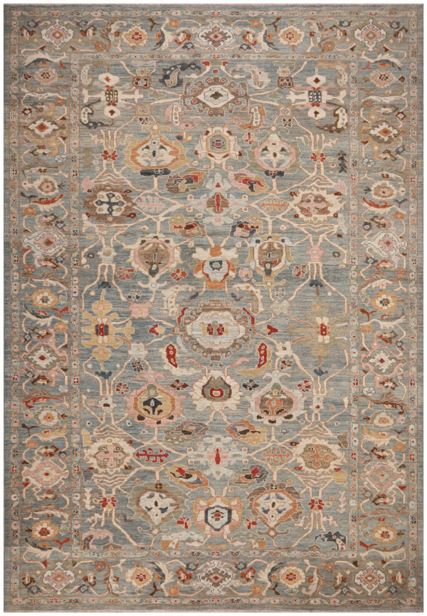 #44251 Sultanabad  Persian Rug