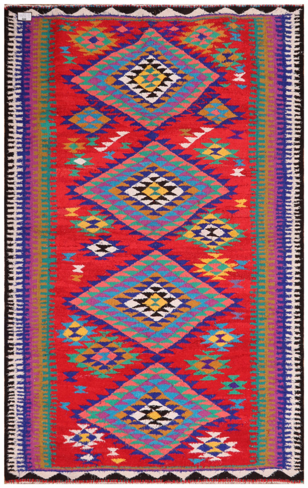 #51831 Vintage Persian Kilim
