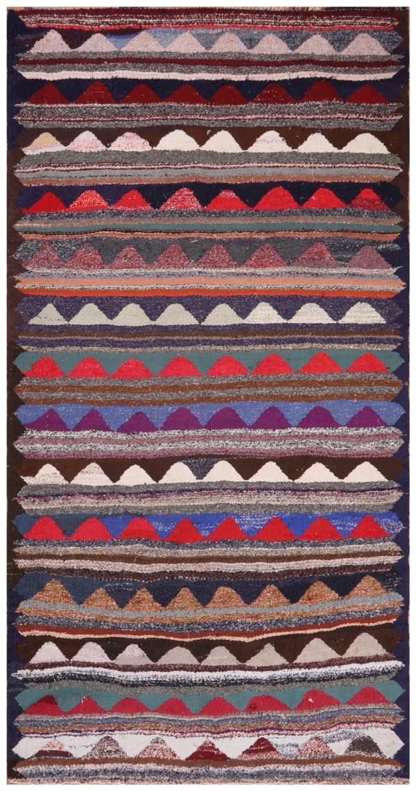 #51859 Vintage Persian Kilim