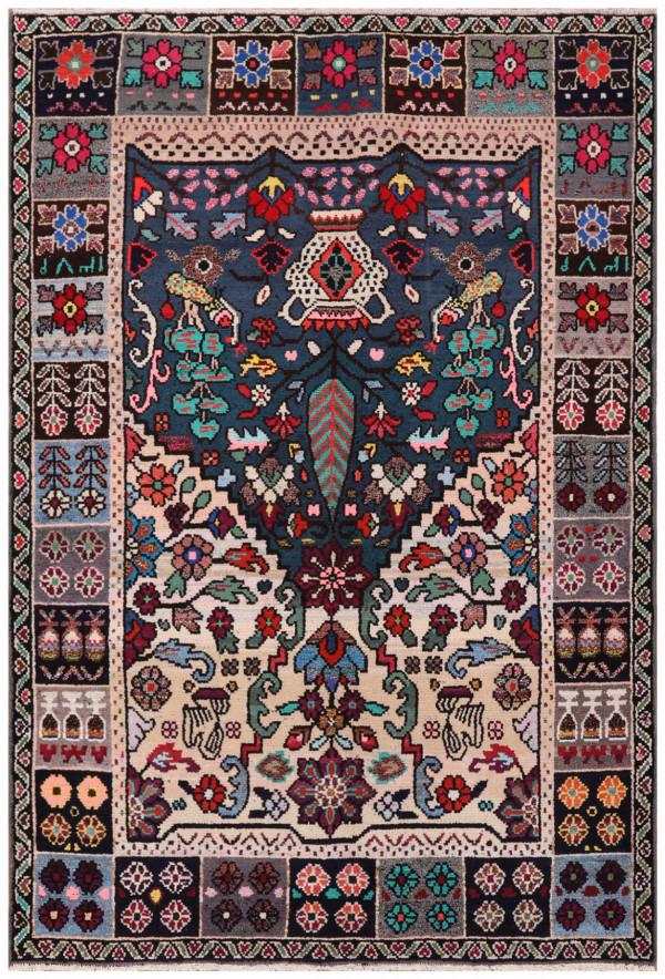 #51902 Cotton Persian Rug