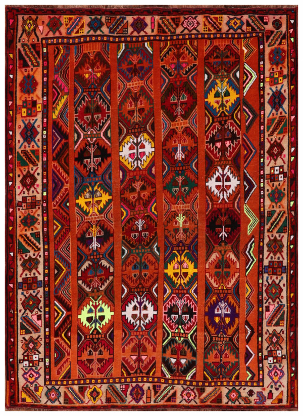 #51931 Cotton Persian Rug