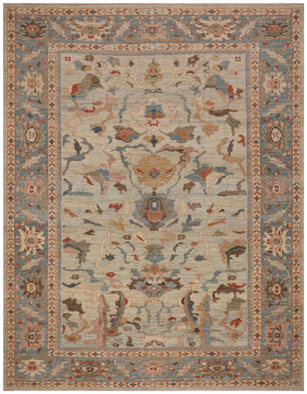 #41969 Sultanabad Persian Rug