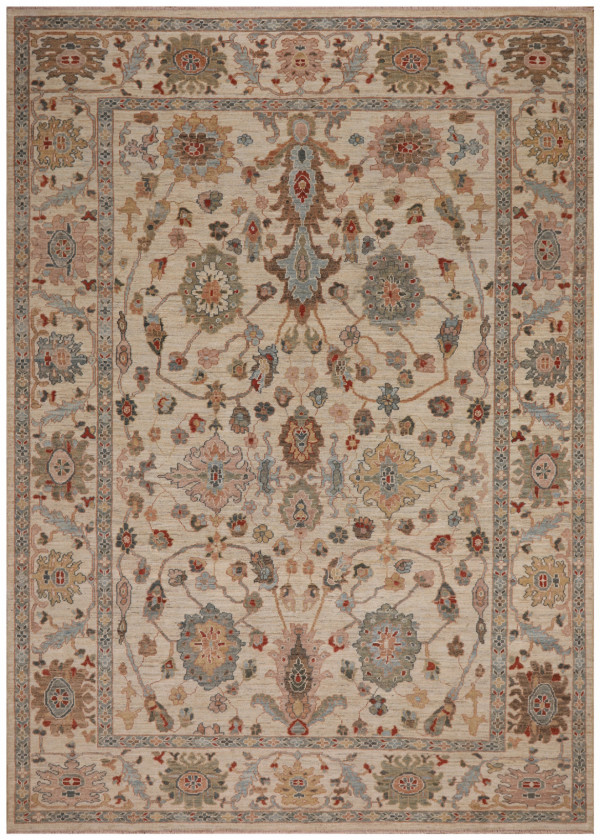 #41998 Sultanabad Persian Rug