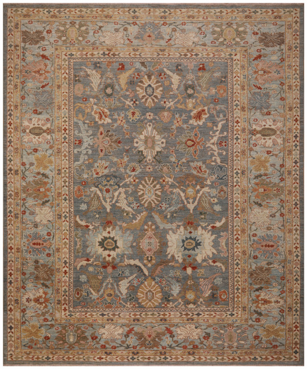 #42014 Sultanabad Persian Rug