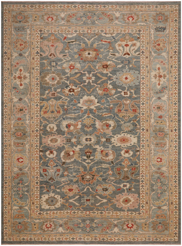 #42013 Sultanabad Persian Rug