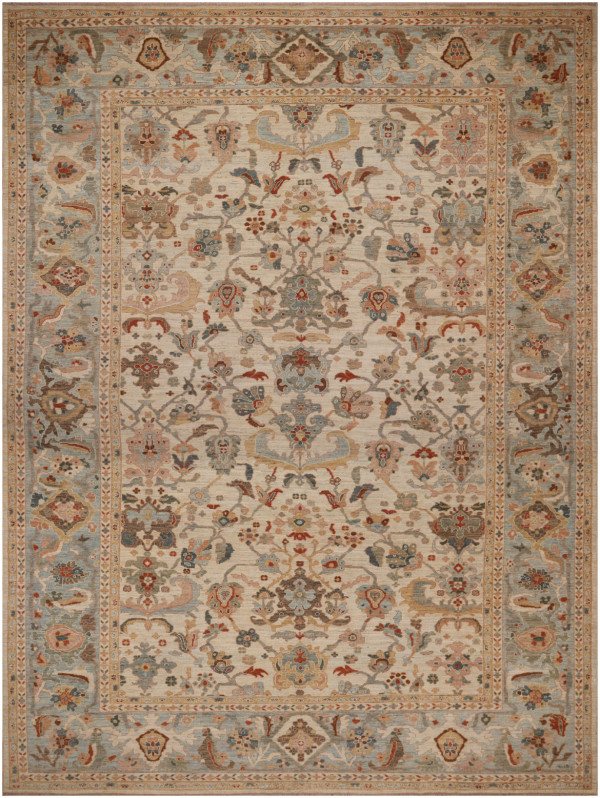 #41995 Sultanabad Persian Rug