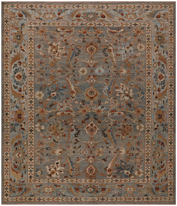 #42041 Sultanabad Persian Rug