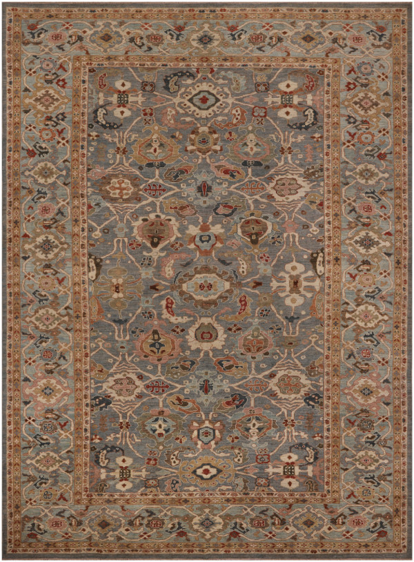 #42063 Sultanabad Persian Rug