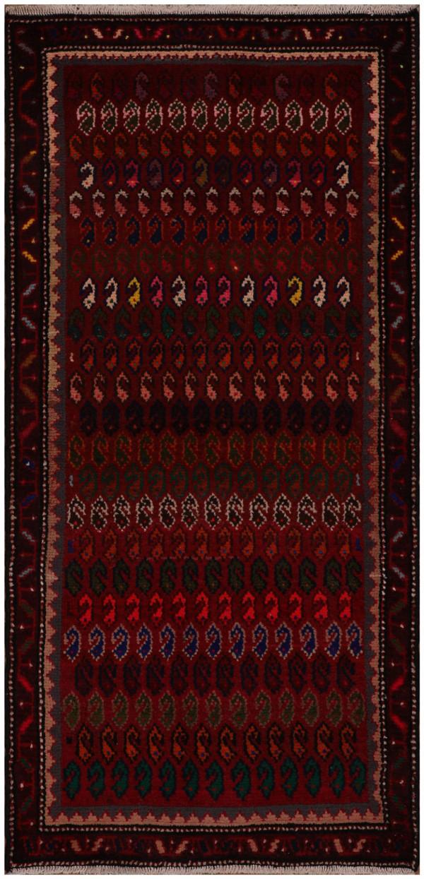 #52121 Cotton Persian Rug