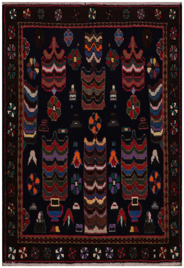 #52123 Cotton Persian Rug