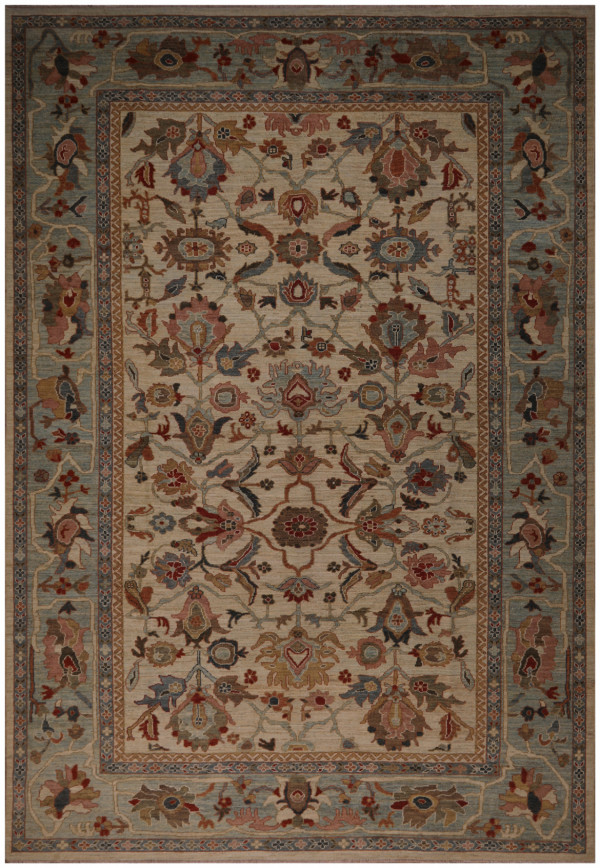 #42085 Sultanabad Persian Rug