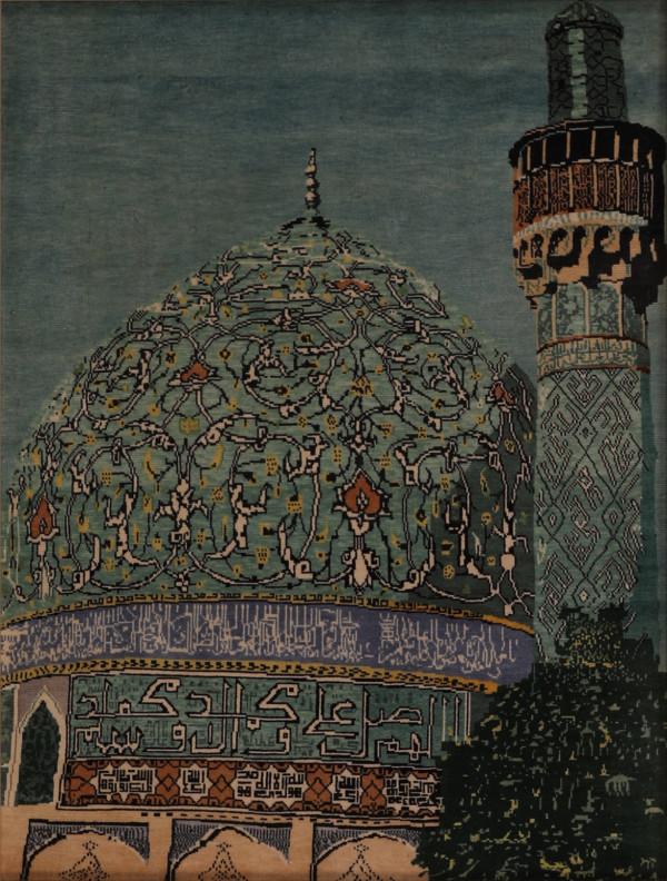#52134 Tabriz Persian Rug