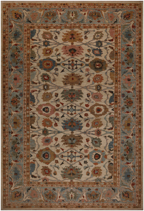 #42104 Sultanabad Persian Rug