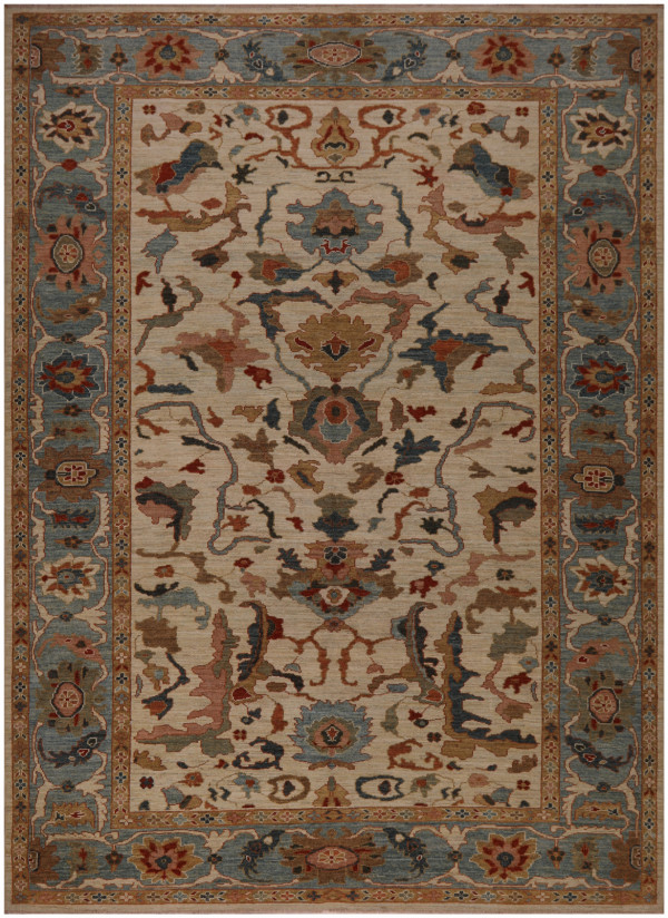 #42110 Sultanabad Persian Rug