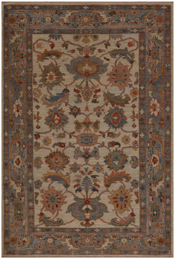 #42119 Sultanabad Persian Rug