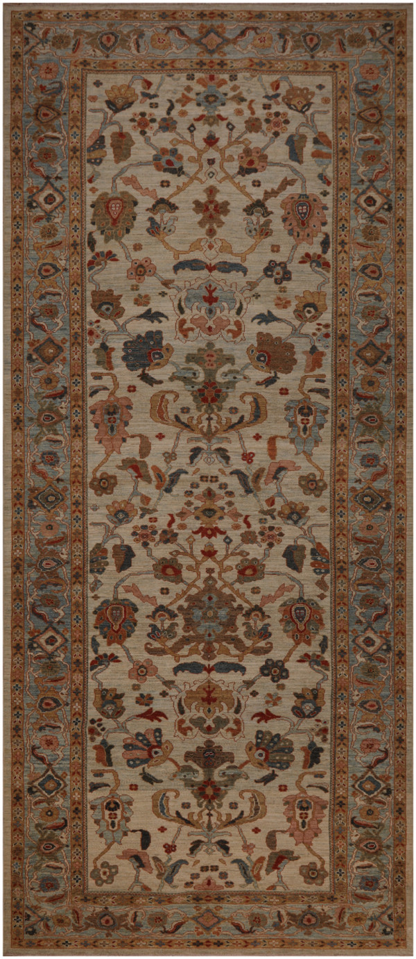 #42112 Sultanabad Persian Rug