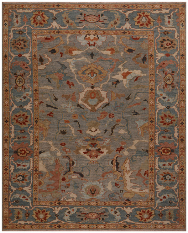#42152 Sultanabad Persian Rug