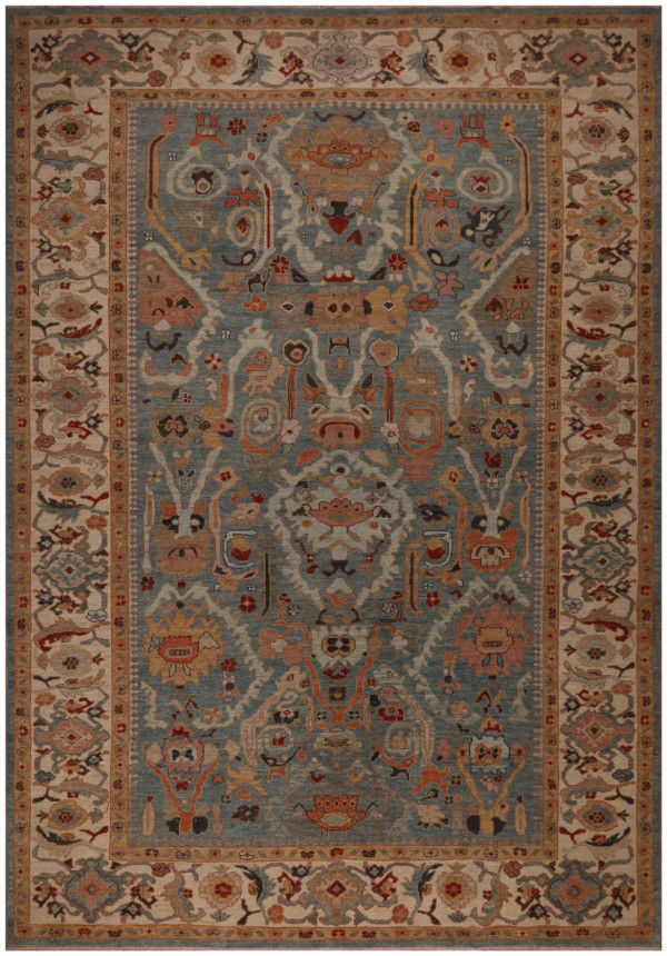 #42157 Sultanabad Persian Rug