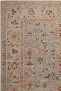 #41645 Sultanabad  Persian Rug