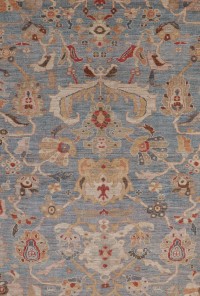 #41646 Sultanabad  Persian Rug