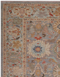 # 41687 Sultanabad  Persian Rug