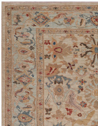 #41652 Sultanabad  Persian Rug