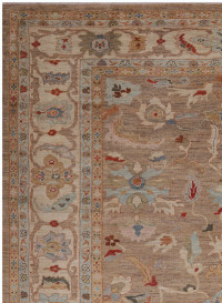 #41657 Sultanabad  Persian Rug