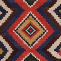#51390 Antique Persian Kilim