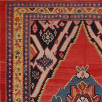 #51391 Antique Persian Kilim