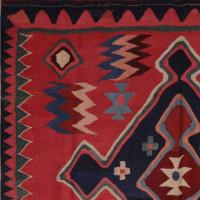 #51388 Antique Persian Kilim