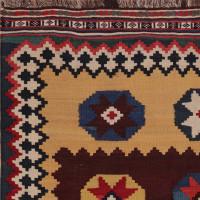 #51373 Antique Persian Kilim