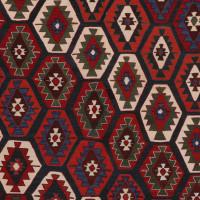#51384 Antique Persian Kilim