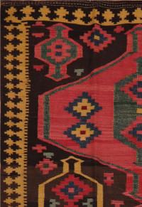 #51386 Antique Persian Kilim